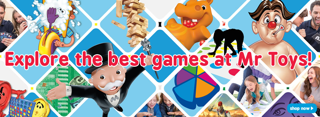 Explore The Best Games At Mr Toys