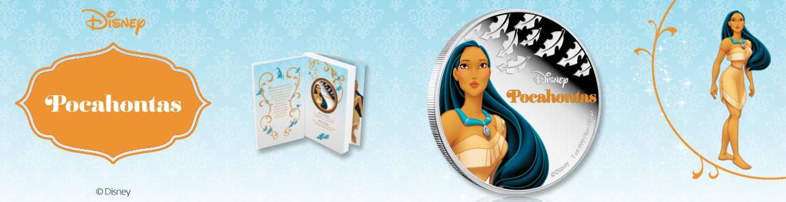 Pocahontas silver