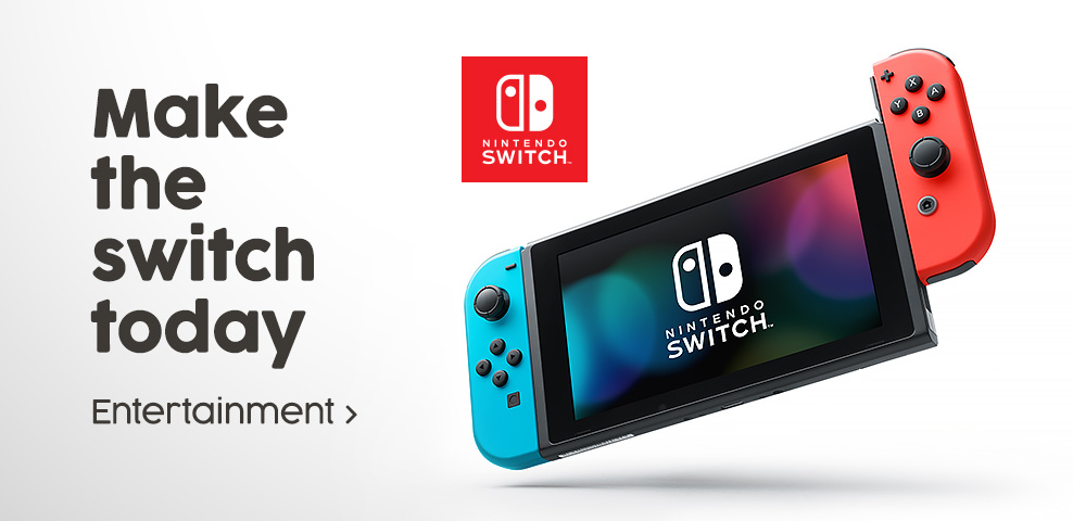 Make the switch today - Nintendo Switch - Shop Entertainment