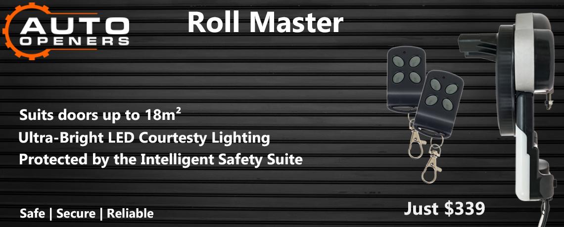 RM600 Roller Door Opener