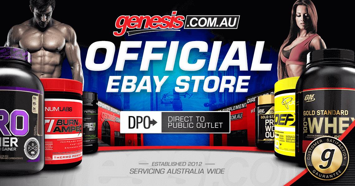 Genesis Official eBay Store