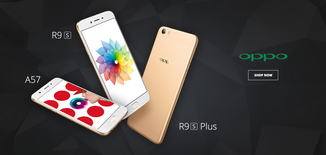 OPPO A57 R9s & R9s Plus