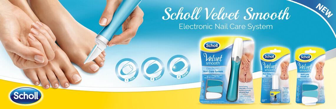 Scholl Velvet Smooth