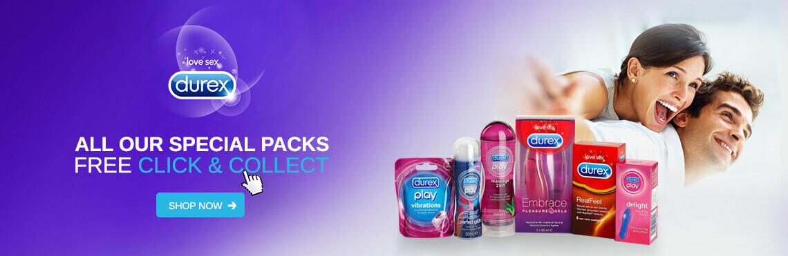 Durex Special Packs