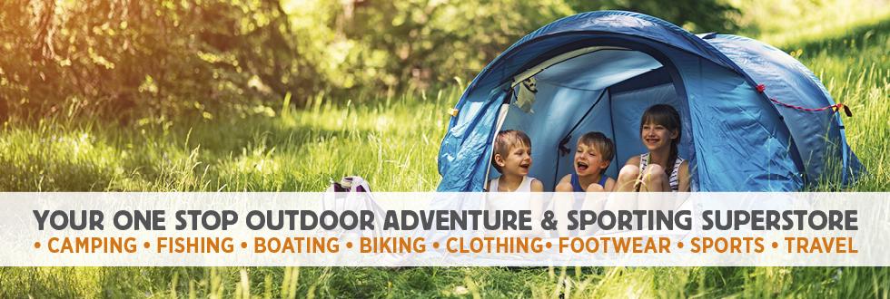 Anaconda - Your One Stop Outdoor Adventure & Sporting Superstore