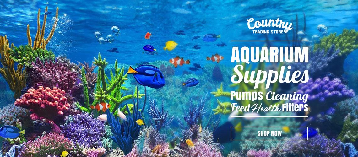 Country Trading Store - Aquarium Supplies