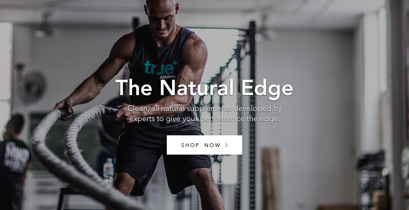 True Protein - The Natural Edge