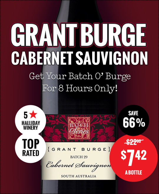 Grant Burge Cabernet Sale