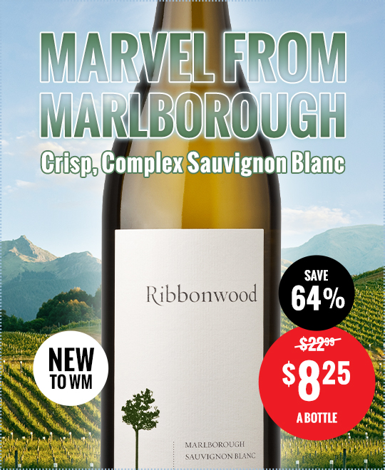 Ribbonwood Marlborough Sauv Blanc