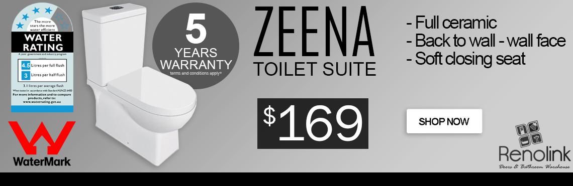 Renolink - Zeena Toilet Suite