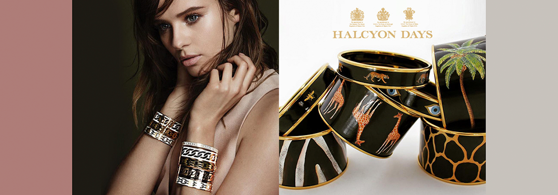 Halcyon Days Jewellery