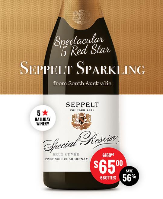 Seppelt Special Reserve Brut Cuvee Nv