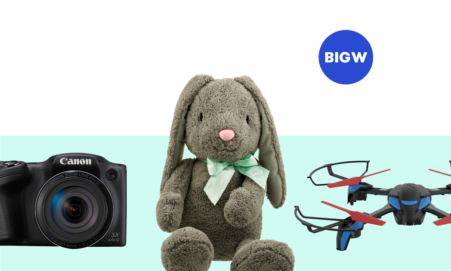 Hop into Easter with BIG W