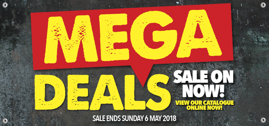 Mega Deals Sale On Now