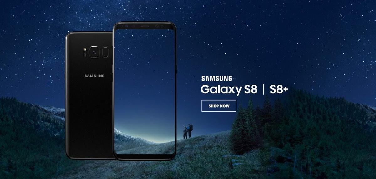 Samsung Galaxy S8-S8plus
