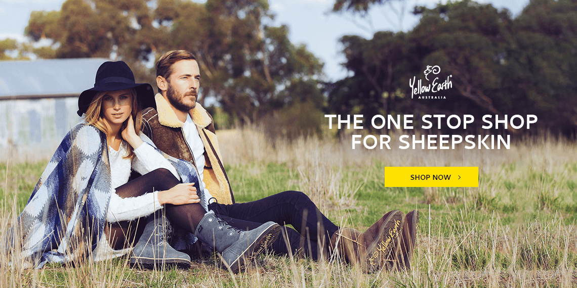 The One Stop Shop For Sheepskin