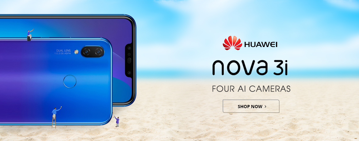 Allphones Huawei Nova 3i
