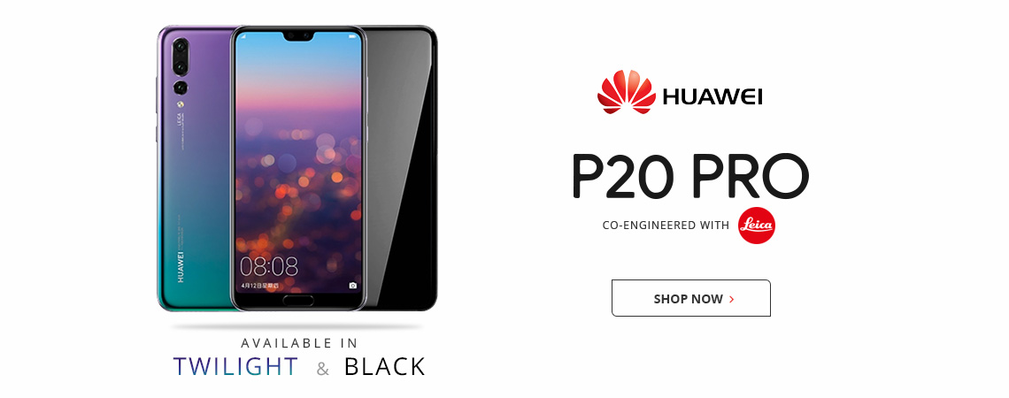 Huawei P20 Pro Black Twilight