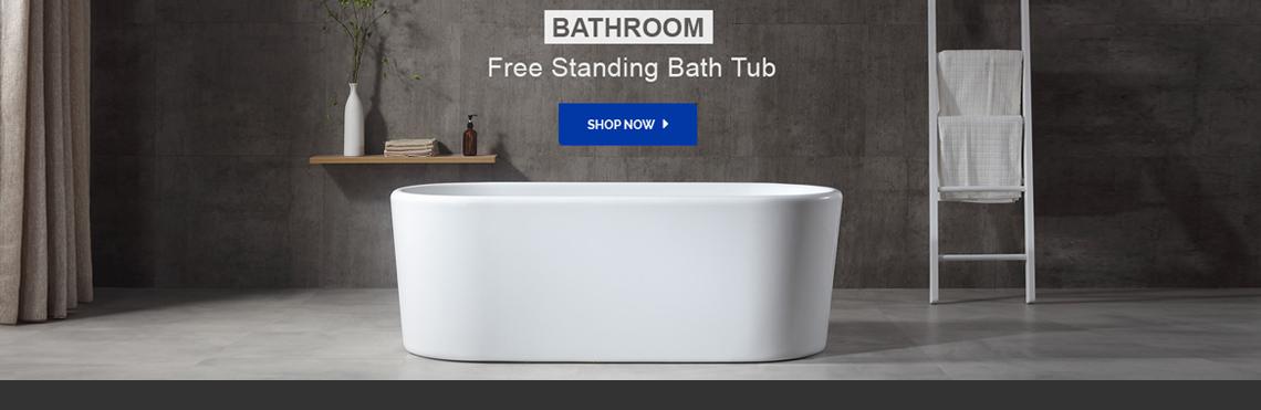 Renolink - OVAL 101 free standing bath tub