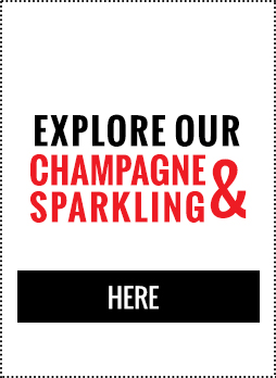 Enjoy Our Champagne and Sparkling Wines