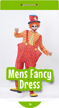 Mens Fancy Dress