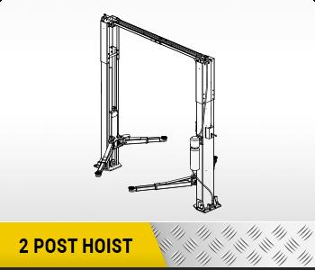 2 Post Hoist