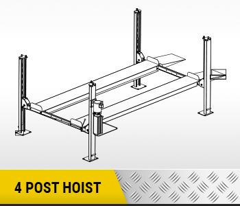 4 Post Hoist
