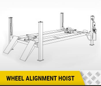 Wheel Alignment Hoist