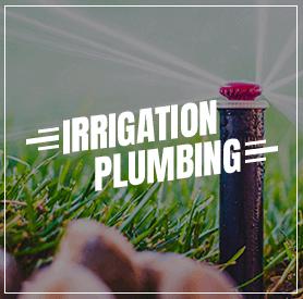 Irrigation Plumbing