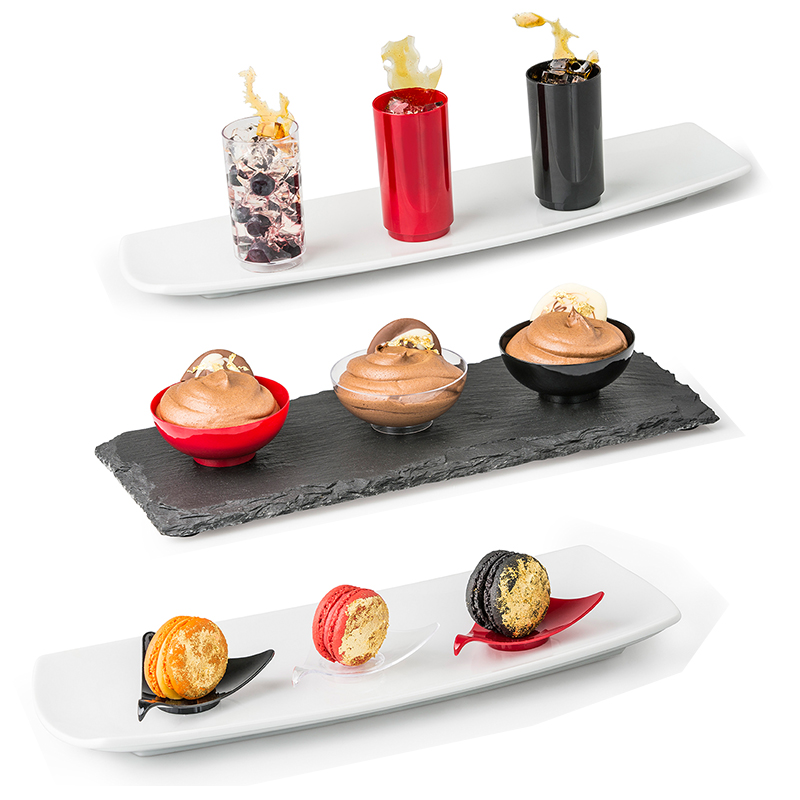 Disposable Tasting Dishes