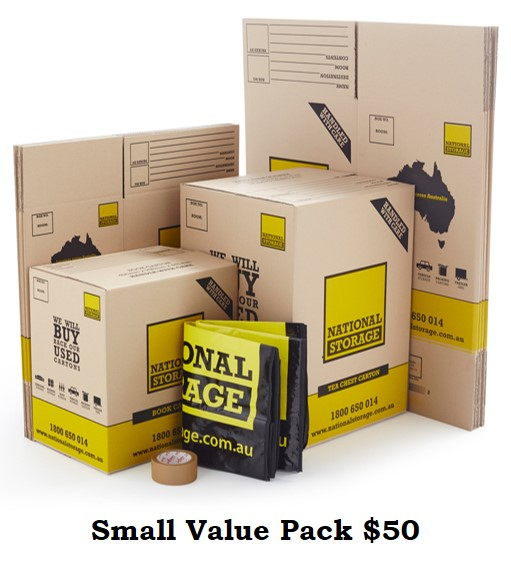 Small Value Pack