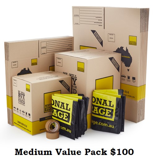 Medium Value Pack