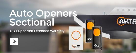 Auto Openers Sectional Door Opener