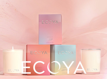 Ecoya Candles & Scented Diffusers