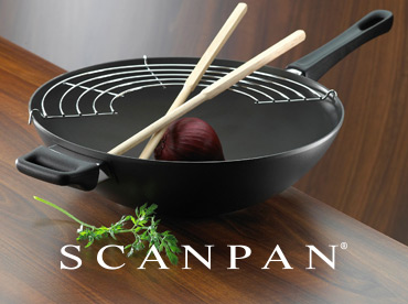 Scanpan Cookware