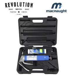 Macnaught Flexigun 4pce Grease Gun Greasing Kit - K29-12