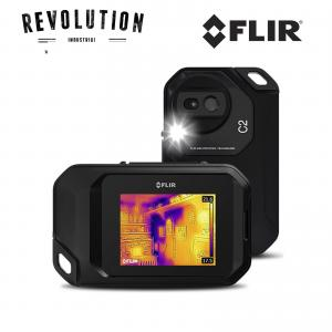 FLIR C2 Compact Infrared Thermal Imaging Camera IR with MSX - FREE CASE
