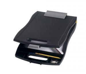 Staples Clipboard Storage Case Black