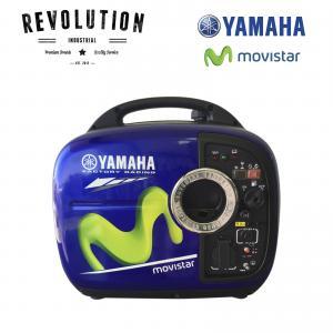 amaha Moto GP Racing Blue EF2000iSM Silent Inverter Generator 2000W - Limited Ed