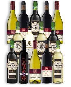 Big Brand Wine Bundle 14 Bottles