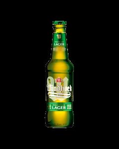 Windhoek Lager case of 24 Craft Beer 330mL