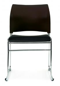 Buro Maxim Visitor Chair Black