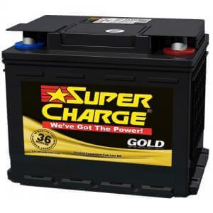 SuperCharge GoldPlus Battery MF55-590CCA