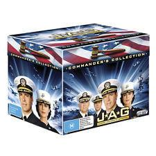 NEW JAG - Complete DVD Collection DVD