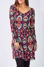NEW Rasaleela Poppy V Neck Dress