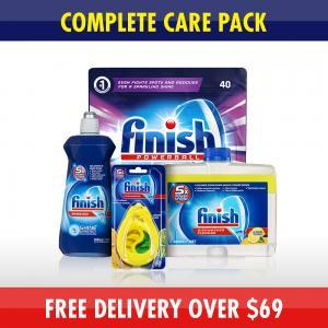 Finish Dishwasher Complete Care Pack