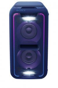 GTKXB7L High Power Home Audio Party System with Bluetooth - Blue
