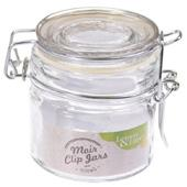 144x Round 100ml Clip Top Preserving Jars Small Glass Jars - Bulk Wholesale Lots
