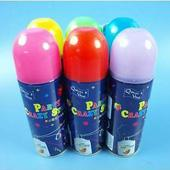 250ml Party String Silly String - Crazy String - 6 Colours - Bulk Wholesale x 24