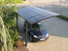 Cantilever Carport 3m x 5 5m Car Port Aluminium Portable NEW
